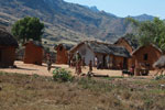 Village in the Tsaranoro Valley [madagascar_5980]