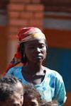 Girl in a Tsaranoro Valley village [madagascar_6009]