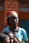 Girl in a Tsaranoro Valley village [madagascar_6011]
