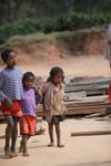 Kids in an Antanifotsy Valley village [madagascar_6140]