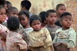 Kids in an Antanifotsy Valley village [madagascar_6151]