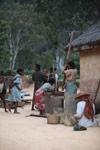 Grinding grain or cassava [madagascar_6154]