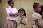Kids in an Antanifotsy Valley village [madagascar_6168]