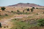 Sapphire mining near Ilakaka