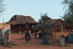 Ankiliberengy village in Madagascar