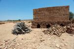 Brick-making near Tulear [madagascar_7572]