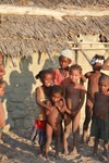 Kids in village outside of Tulear [madagascar_7726]