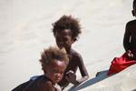 Vezo kids in Arovana (Ankorohoke) [madagascar_7983]