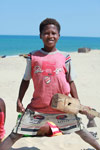 Vezo boy in Arovana (Ankorohoke) [madagascar_7992]