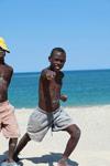 Vezo boy in Arovana (Ankorohoke) [madagascar_7993]