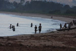 Morning beach activity near Maroantsetra [mcar_0058]