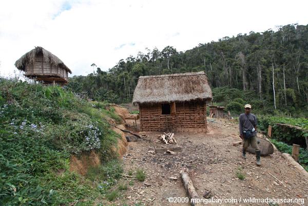 Small village near Mantadia