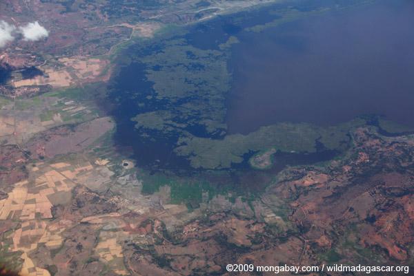 Lake Alaotra, a wetlands in Madagascar. Photo by: Rhett A. Butler.