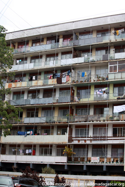 Apartment building in Tana