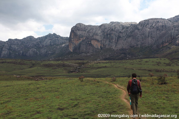 Treking in Andringitra