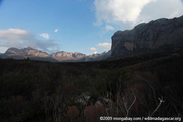 Andringitra valley