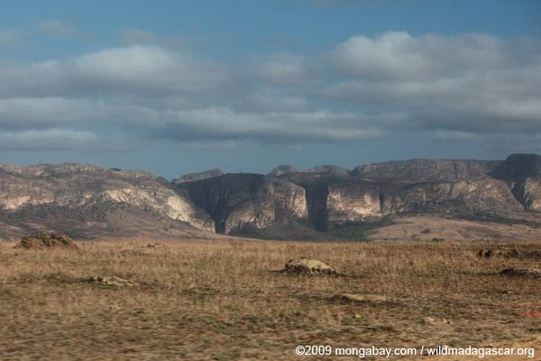 Isalo massif: Canyon des Makis and Canyon des Rats