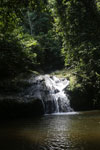 Waterfall at Danum Valley -- sabah_2904