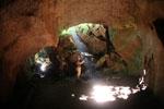 MESCOT guide in Batu Putih cave -- sabah_3445