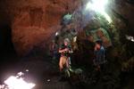 MESCOT guide in Batu Putih cave -- sabah_3447