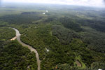 Oil palm plantation and mangroves in Borneo -- sabah_aerial_0018