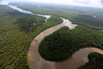 Lower Kinabatangan River -- sabah_aerial_0033