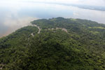Logged over forest in Borneo -- sabah_aerial_0061