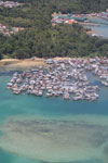 Fishing village off Kota Kinabalu -- sabah_aerial_0099