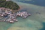 Fishing village off Kota Kinabalu -- sabah_aerial_0102