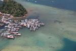 Fishing village off Kota Kinabalu -- sabah_aerial_0103