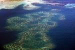 Coral reef off Borneo -- sabah_aerial_0105
