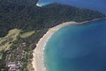Borneo beach -- sabah_aerial_0124
