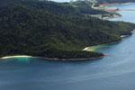 Borneo coast