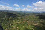 Oil palm plantations in Borneo -- sabah_aerial_0581