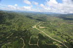 Oil palm plantations in Borneo -- sabah_aerial_0587