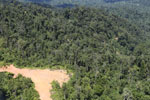 Heavily logged forest in Borneo -- sabah_aerial_0634
