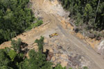 Industrial logging in Malaysian Borneo -- sabah_aerial_0652