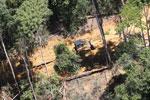 Industrial logging in Malaysian Borneo -- sabah_aerial_0721