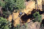 Conventional logging site in Borneo -- sabah_aerial_0726