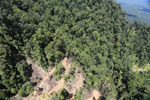 Industrial logging operation in Borneo -- sabah_aerial_0751