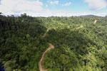 Logging road in Borneo -- sabah_aerial_0771