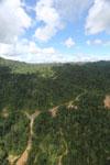 Logging road in Borneo -- sabah_aerial_0780