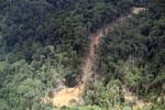 Logging road in Borneo -- sabah_aerial_0812