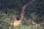 Logging road in Borneo -- sabah_aerial_0813