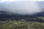 Precipitation over the rainforest -- sabah_aerial_0855
