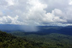 Precipitation over the rainforest -- sabah_aerial_0889