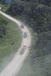 Logging trucks in Borneo -- sabah_aerial_0970
