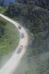 Logging trucks in Borneo -- sabah_aerial_0971