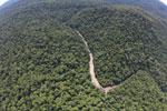Borneo rainforest river -- sabah_aerial_1152