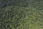 Borneo rainforest river -- sabah_aerial_1164